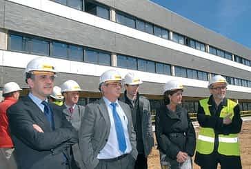 El nuevo instituto empezará a funcionar el próximo curso 2011-2012