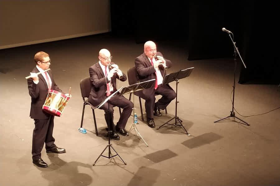 El sonido de la gaita de Estella, en Segovia