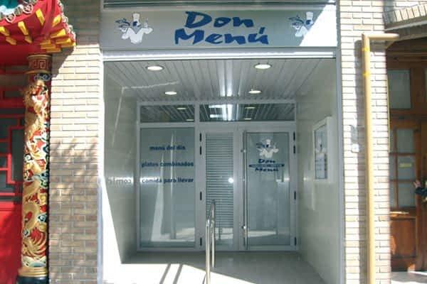 Restaurante Don Menú renueva su imagen