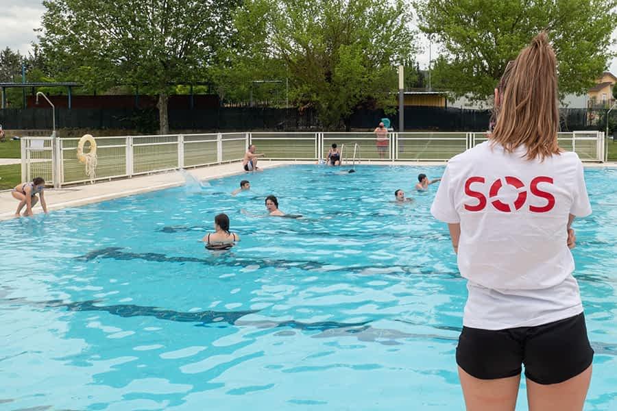 Verano a remojo en las piscinas de Tierra Estella