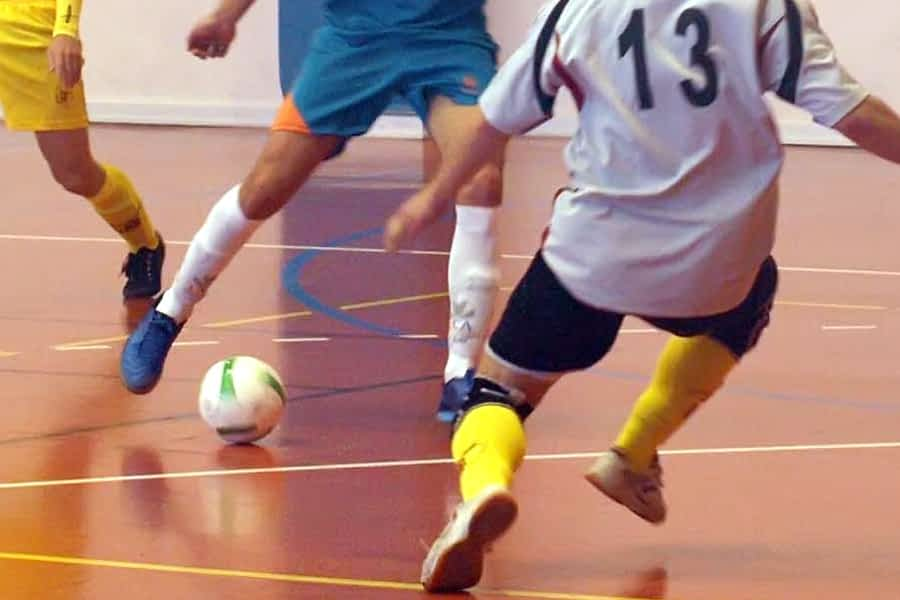 Parón en el fútbol sala por Todos los Santos