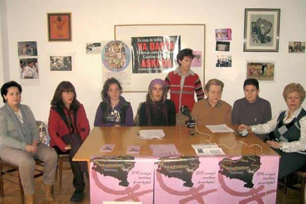 La Marcha Mundial de las Mujeres llega a Estella el día 9