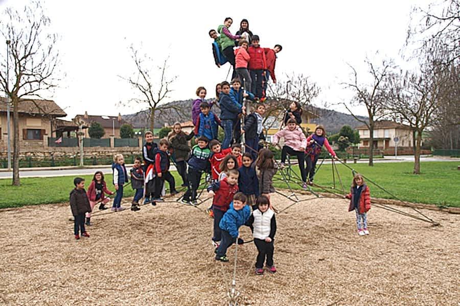 'Territorio de la infancia' en Villatuerta
