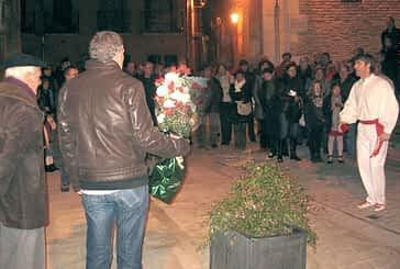 Homenaje al mariscal Pedro II de Navarra