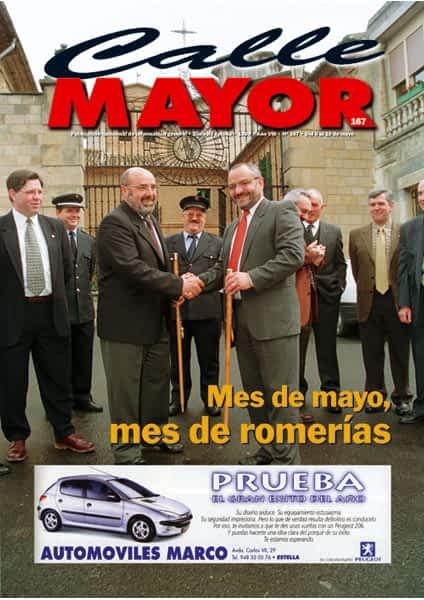 CALLE MAYOR 167 – MES DE MAYO, MES DE ROMERÍAS