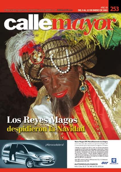 CALLE MAYOR 253 – LOS REYES MAGOS DESPIDIERON LA NAVIDAD