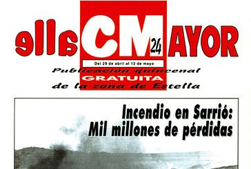 CALLE MAYOR 024 - INCENDIO EN SARRIÓ: MIL MILLONES DE PÉRDIDAS