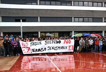 Ayuntamientos, centros educativos y vecinos, en contra de la violencia hacia las mujeres