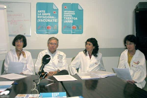 Comienza la campaña de vacunación contra la gripe estacional