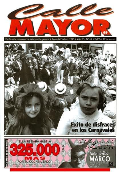 CALLE MAYOR 069 – ÉXITO DE DISFRACES EN LOS CARNAVALES