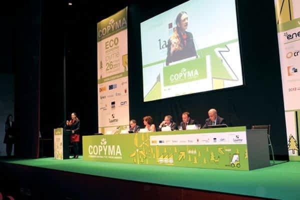 El Copyma se centró en la eco-economía como oportunidad para la pyme.
