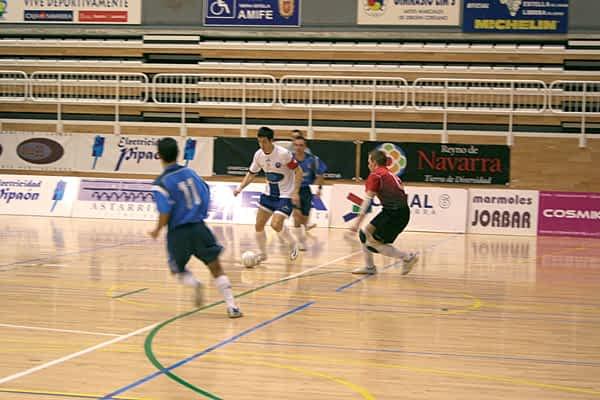 Área 99 se llevó los tres puntos ante el Atenea de Vitoria
