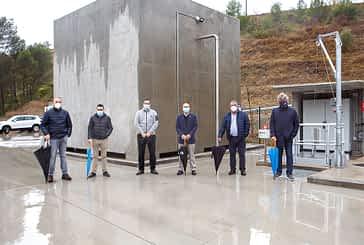 La nueva depuradora de Torres del Río dará servicio a vecinos y peregrinos