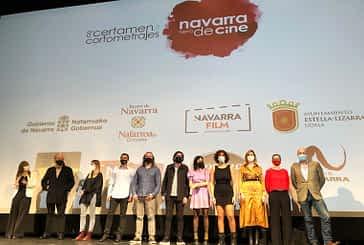 Entregados en Estella los premios del certamen de Cortometrajes 'Tierra de Cine'