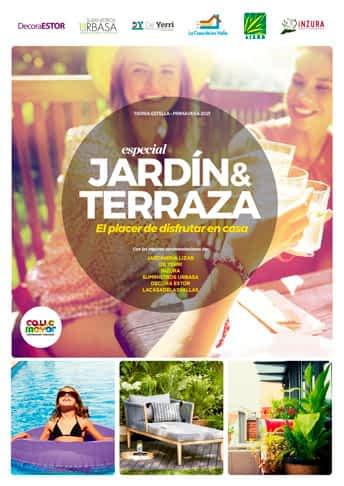 ESPECIAL JARDÍN Y TERRAZA 344X486