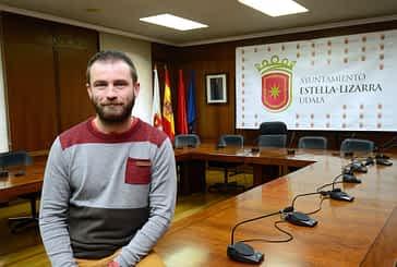 """PRIMER PLANO - Koldo Leoz - Alcalde de Estella - """"Estudiamos una menor  presión fiscal para fomentar  la instalación de nuevos  negocios"""""""
