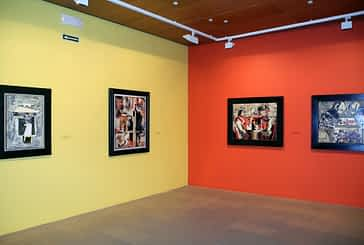 La obra de M.M. Calvo llega al Museo Gustavo de Maeztu