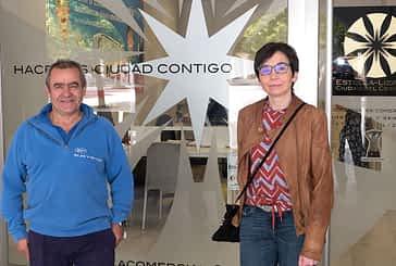 PRIMER PLANO- José Flamarique y Loreto San Martín -