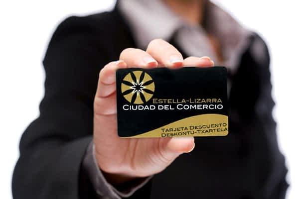 Sorteo de 1.000 € con la tarjeta del comercio estellés