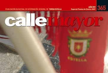 CALLE MAYOR 365 - ESPECIAL FIESTAS DE ESTELLA 2007