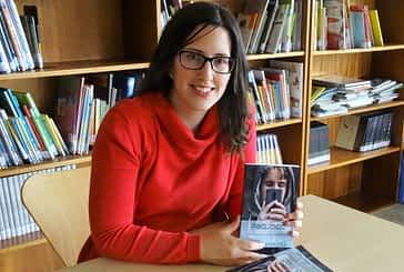 La vecina de Arróniz, Naiara Sánchez, publica 'Abducido'