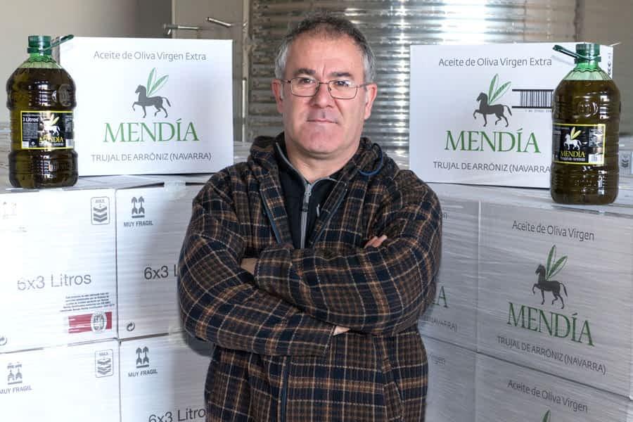 """PRIMER PLANO – Pedro Luis González – """"Hay que seguir apoyando a la agricultura, al olivicultor y a la variedad Arróniz"""""""