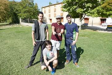 Siete jóvenes estelleses conquistaron al jurado del Zinexpress