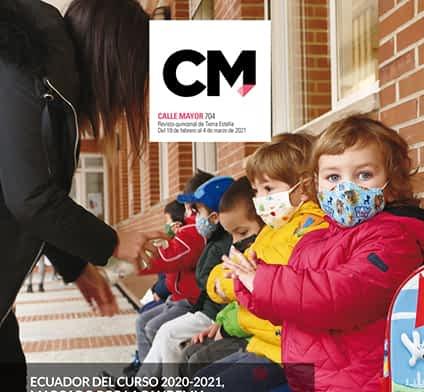 CALLE MAYOR 704 - ECUADOR DEL CURSO 2020-2021, MARCADO POR LA PANDEMIA