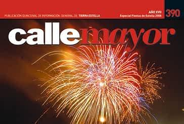 CALLE MAYOR 390 - ESPECIAL FIESTAS DE ESTELLA 2008