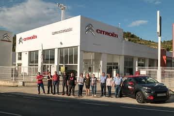 Lizarra Automoción,  37 años de tecnología Citroën en Estella