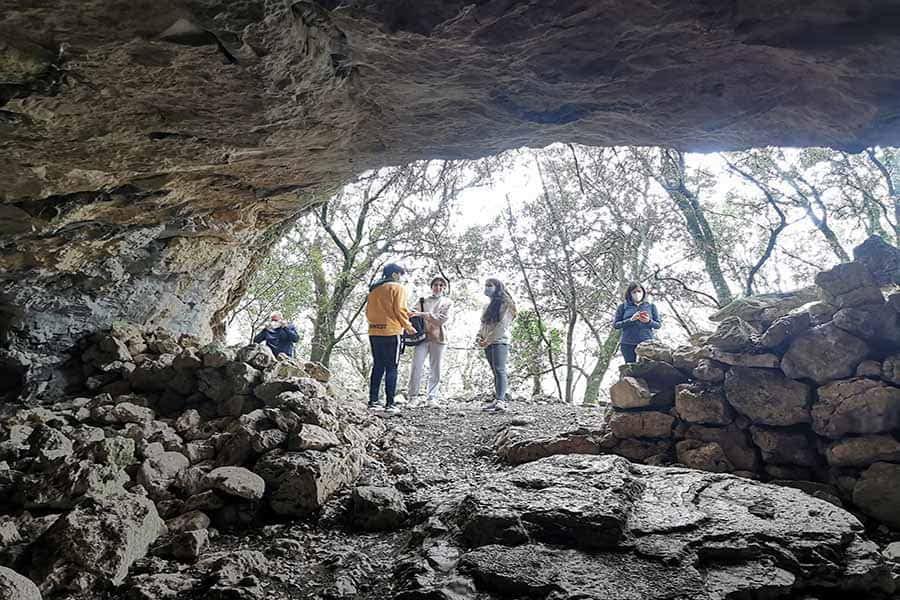 El turista navarro respondió los días festivos de la Semana Santa en Tierra Estella