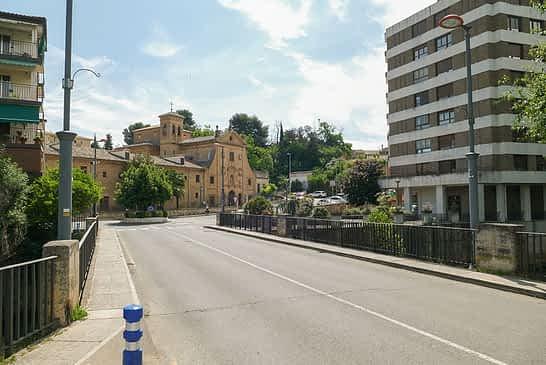 Reordenación del tráfico y peatonalización en el barrio de Arieta