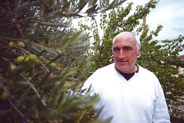 PRIMER PLANO - Edorta Lezaun - presidente del Consejo de la Producción Agraria Ecológica de Navarra, CPAEN-NNPEK