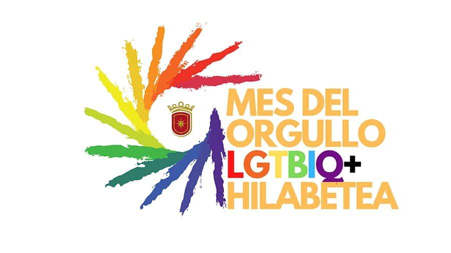 Asier de Miguel firma el logotipo del Mes del Orgullo LGTBIQ+ 2022