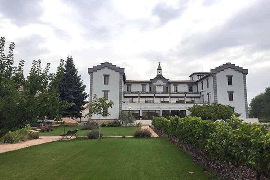 La residencia San Jerónimo de Estella ha instalado 133 paneles fotovoltaicos para su autoconsumo energético
