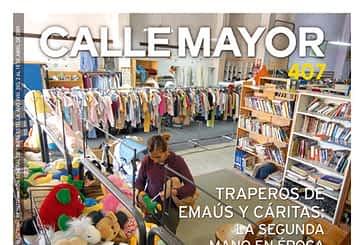 CALLE MAYOR 407 - TRAPEROS DE EMAÚS Y CÁRITAS: LA SEGUNDA MANO EN ÉPOCA DE CRISIS