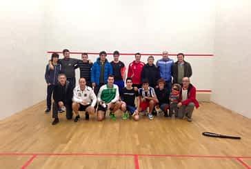 Final del XXV Campeonato de Navidad de Squash