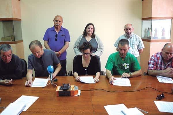Bildu y Aralar forman coalición para las municipales de 2015