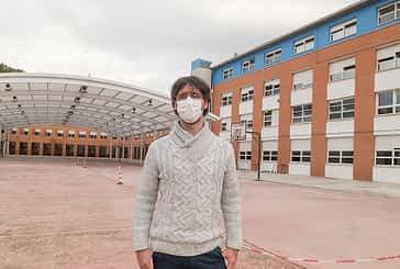 """JOSU SUESKUN CABASÉS, director - """"Emociona que el sueño de iniciar un centro en euskera se haya hecho realidad"""""""