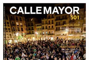 CALLE MAYOR 501 - LA NAVIDAD ILUMINÓ TIERRA ESTELLA