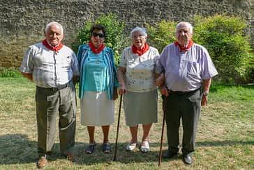Cincuenta años juntos merecen un recuerdo