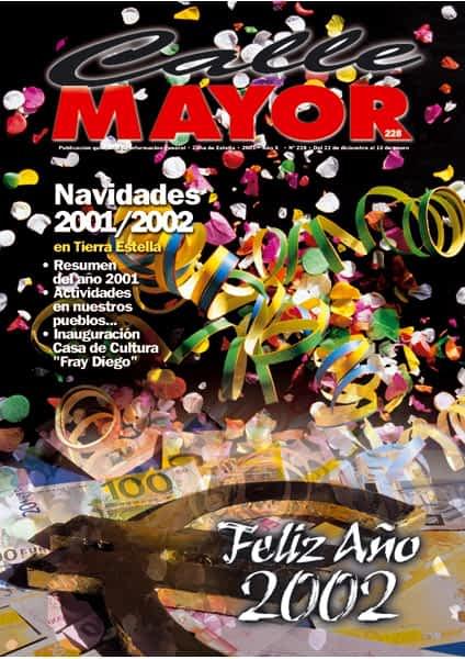 CALLE MAYOR 228 – ESPECIAL NAVIDAD 2001-2002