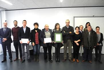 Certificada la huella de carbono de un kilo de espárrago de Navarra