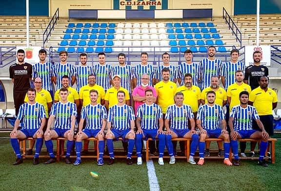 Victoria del Izarra ante el Náxara (2-0)