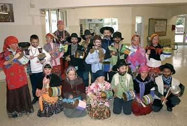 Carnaval en las aulas