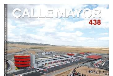 CALLE MAYOR 438 - ESPECTACULAR INAUGURACIÓN DEL CIRCUITO DE VELOCIDAD EN LOS ARCOS