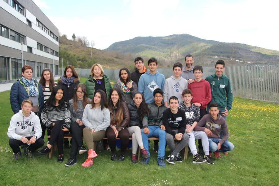 Un total de 16 alumnos ha participado en el programa LaborESO