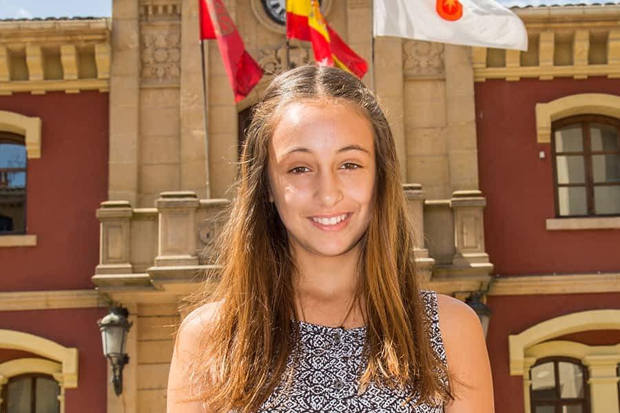 Amaia Rodríguez Aranda 12 años - SANTAANA