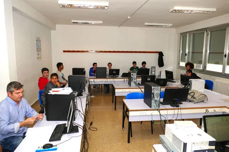 Alumnos del Politécnico  desarrollarán la web del  festival Pamplona Negra