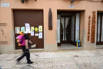 El albergue municipal de peregrinos mantiene los números del año pasado